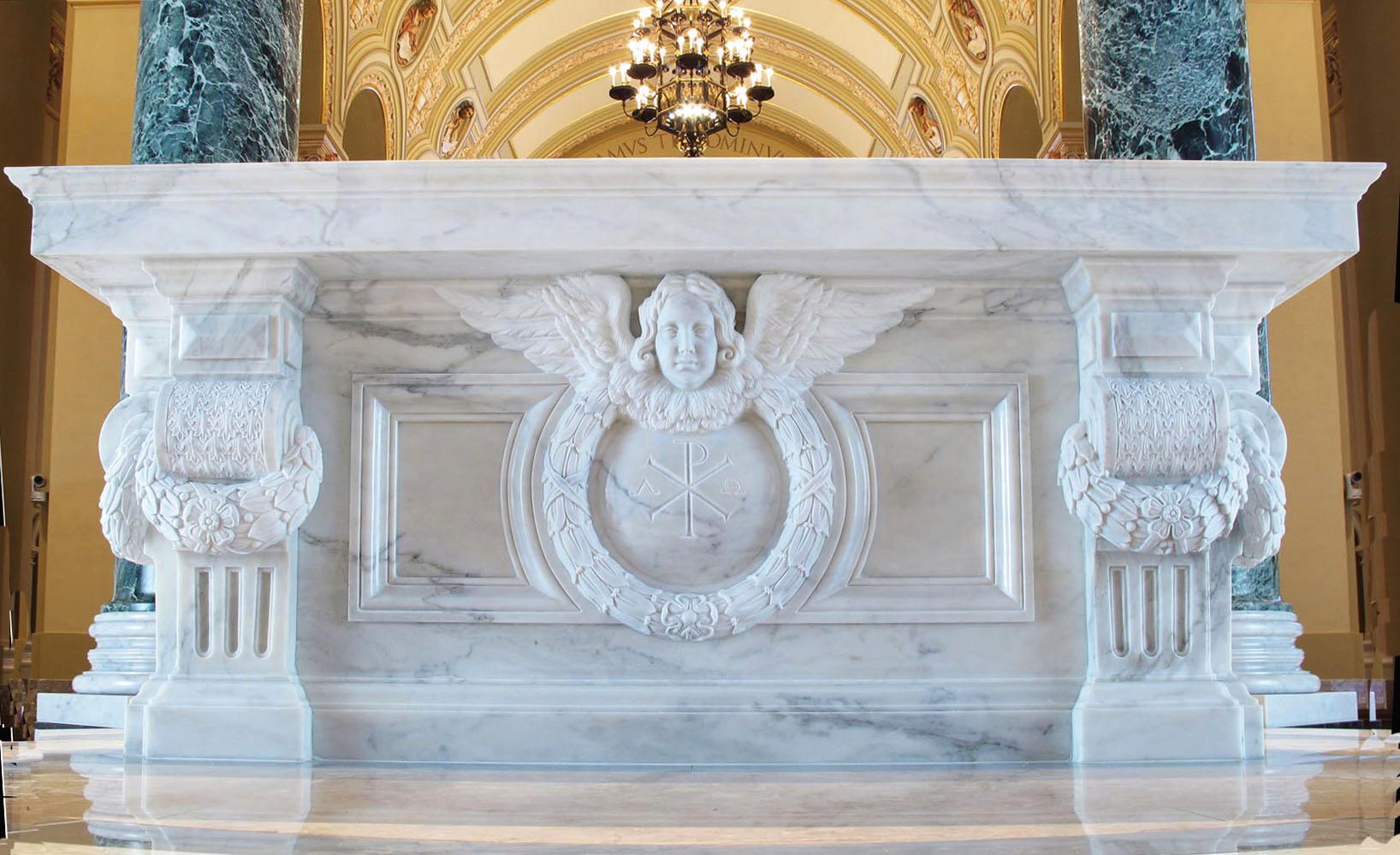 Altar As Alter Christus Ontology And Sacramentality Adoremus Bulletin