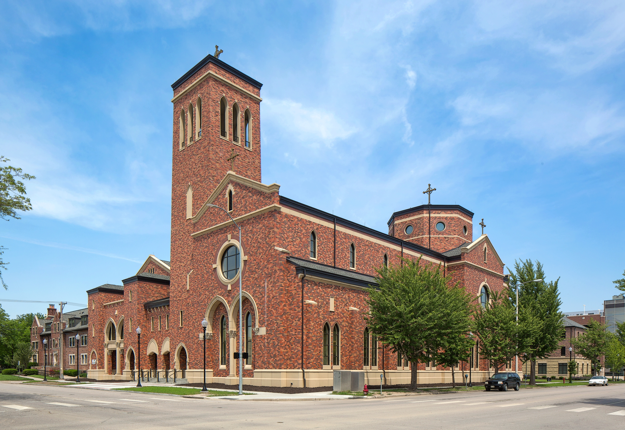 St Thomas Aquinas Church Communicates Beauty And